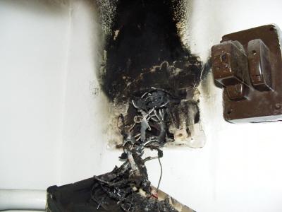 hibás villanyszerelés kijavítása Rákosliget